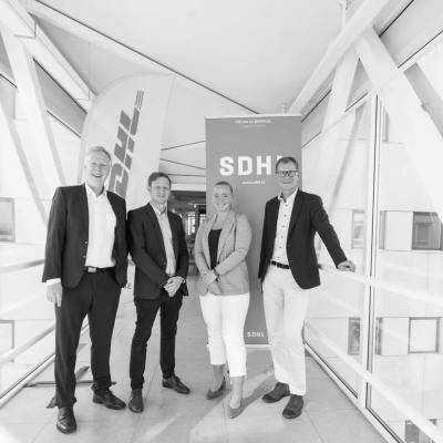 DHL blir ny huvudsponsor till SDHL.
