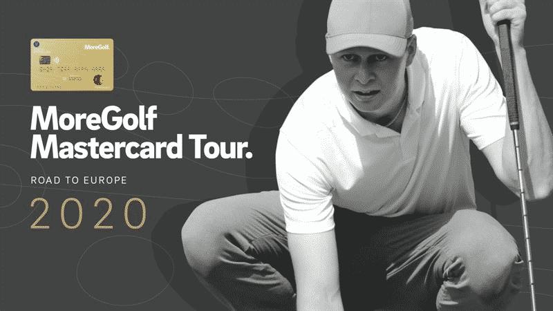 MoreGolf Mastercard Tour 2020