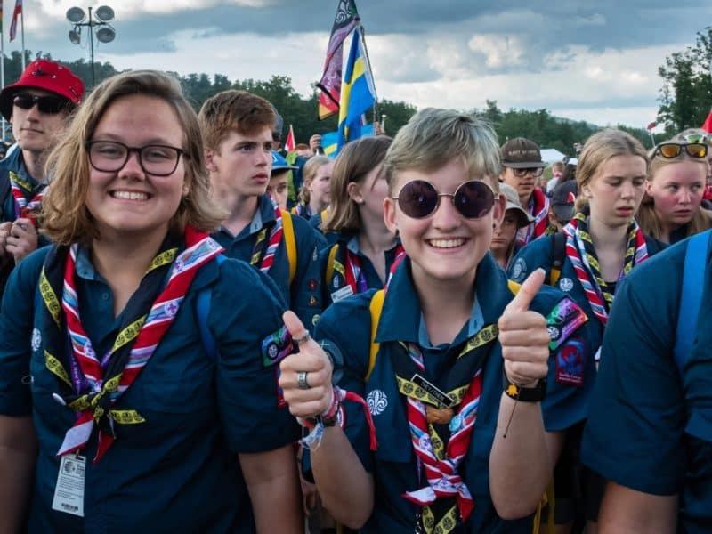 Så har Scouterna vässat sitt erbjudande – från sponsortrappa till teman