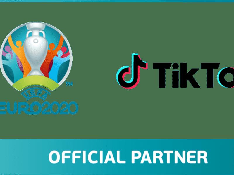 TikTok satsar på sponsring – inleder samarbete med fotbolls-EM